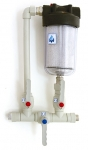Filter for water degassing AUKS 20